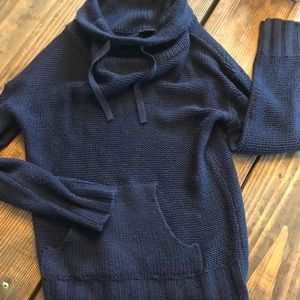 Knit style sweater